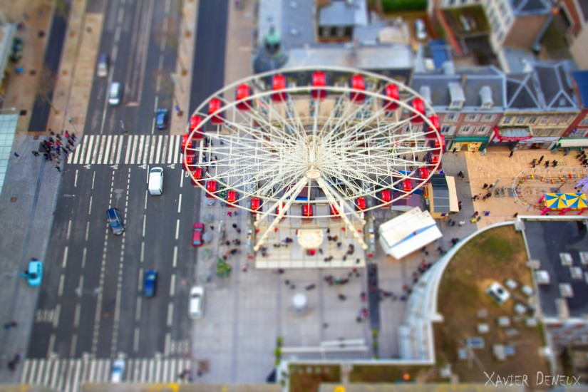 Grande roue d'Amiens