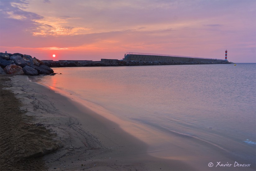 Sunrise Port la Nouvelle