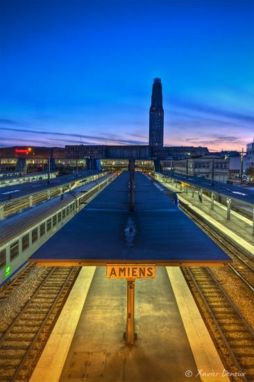 Gare d'Amiens